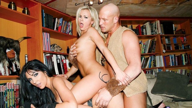 Threesome Fun