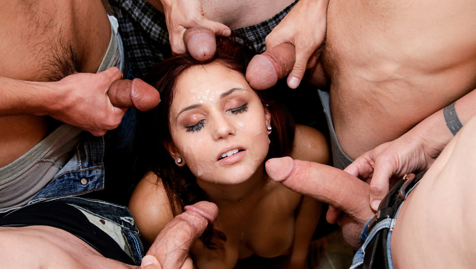 Download HardX - Ariana Marie in 'Teen Cum Surprise'