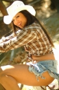 Cowgirl In Plaid picture 22