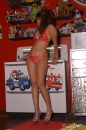 Red With White Polka Dot Bikini Toy Room picture 26