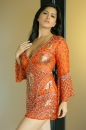 Orange Dress Sunny picture 7