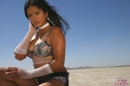 Desert White Bikini picture 12