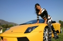 Yellow Lamborghini picture 8